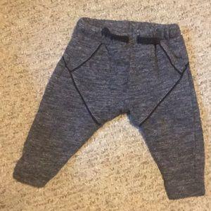 Zara BabyBoy sweatpants 12/18m
